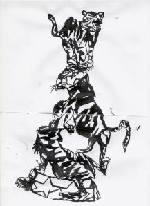 zirkus 2 tigerberg tinte